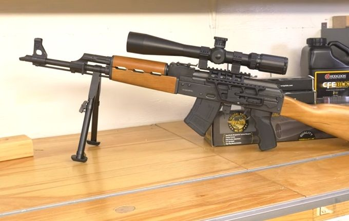 Best Scope for AK 47 - 5 Best Optics for AK 47 Rifle Review